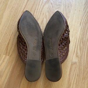Sam Edelman Shoes - Sam Edelman Navya Woven Loafer Mule